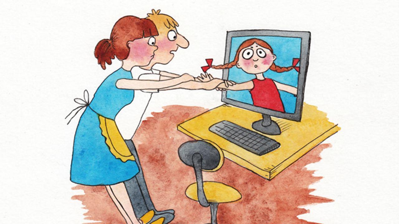 Памятка для родителей об информационной безопасности детей_